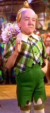 The Wizard of Oz (1939) Jerry Maren one of the Lollipop Guild.