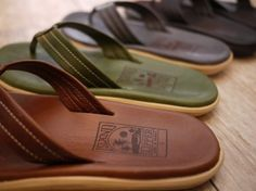 Good luck finding a pair of flip flops made outside of China.  Here's one though.