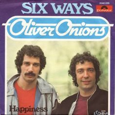 LP7 - Oliver Onions - Six Ways / Happiness - Bud Spencer / Terence Hill - Datenbank