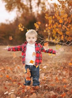 I love this little boy photo! Kate Luber Photography Kate Luber Photography