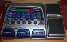 DigiTech RP300 Multi-Effects Guitar Effect Pedal XMAS GIFT - $0.99 Starting Bid! #DigiTech