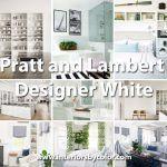 Pratt and Lambert Designer White