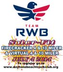 Firecracker 4 and 10 miler July 4th, 2014 VIRTUAL option