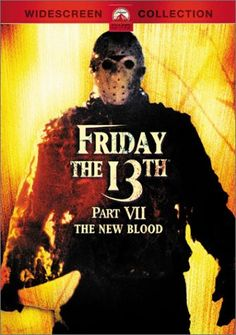 Friday the 13th, Part VII: The New Blood (Widescreen) Par...