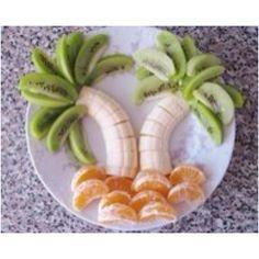 Banana Kiwi Palm Trees
