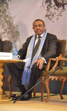Prime Minister Hailemariam at the edition of Tana High Level Forum on Security in Africa. Prime Minister, High Level, Ethiopia, Crime, Africa, Style, Crime Comics, Stylus, Afro