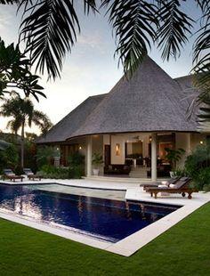 The Kunja Villa, Bali, Indonesia.