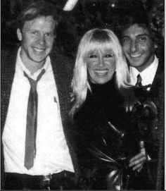Suzanne, Barry and Arlan Brunson Suzanne Somers, Barry Manilow, The Man, Besties, Friends, Magic, Fan, Artist, Life