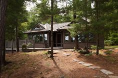 A Beautiful Cottage On Georgian Bay In Pointe Au Baril Ontario