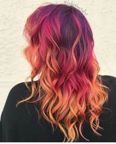 "11.4k Likes, 29 Comments - Pulp Riot Hair Color (Pulp Riot Hair) on Instagram: ""@violetthestylist from @bouffantbeautybar is the artist... Pulp Riot is the paint."""
