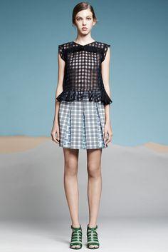 Araks Spring 2014 Ready-to-Wear Collection Photos - Vogue