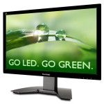 Monitor ViewSonic LED-Lit 22-Inch VA2212M-LED #Informatica #Monitores