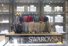 Swarovski Crystal Forest Boutique at The Little Traveler in Geneva , IL.