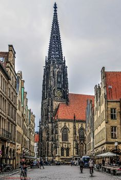 Münster - Germany (by Heribert Pohl) Utrecht-Munster 2:59 uur ICE