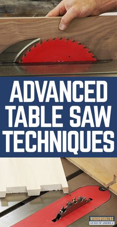 While it's true that a table saw excels at ripping, crosscutting and dadoes, there's SO much more you can do on your saw. Buckle your seat belt and get ready to learn! You're going to be amazed by the 7 incredible techniques you'll learn in this class.