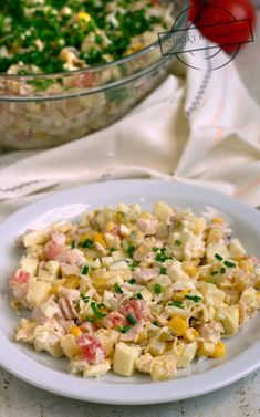 Pasta Salad, Barbecue, Risotto, Cooking, Ethnic Recipes, Crab Pasta Salad, Kitchen, Barbecue Pit, Bbq Grill