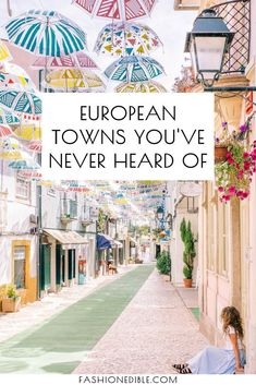 Hidden Gems of Europe and Why You Need to Visit Them - Grace J. Silla - - How many of these hidden gems in Europe have you heard of? Here are some of our favorite off-the-beaten-path European towns that are stunning and worth a visit! Europe Destinations, Cheap European Destinations, Europe Travel Guide, Travel Guides, Europe Europe, Travelling Europe, Budget Travel, Europe Train Travel, Travelling Wilburys