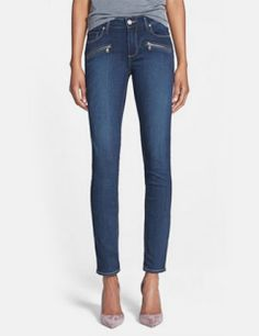 PAIGE Indio Ultra Skinny Jeans