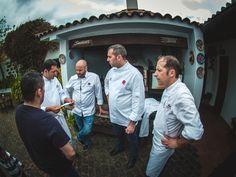 Encuentro con colegas de profesión en las Cenas Magistrales 3.0 Experience