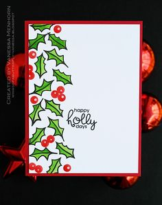 Card by PS GDT Vanessa Menhorn using PS Just For You, A Holy Holiday