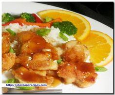 chicken orange