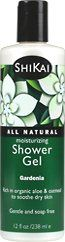Moisturizing Shower Gel - White Gardenia, 12 oz ( Multi-Pack) by SHIKAI PRODUCTS. $23.92. DOUBLE VALUE PACK! You are buying TWO of Moisturizing Shower Gel - White Gardenia, 12 oz. Quantity: MULTI VALUE PACK! You are buying Description: SHOWER GEL,GARDENIA Unit Size: 12 OZ Brand: SHIKAI PRODUCTS. DOUBLE VALUE PACK of Moisturizing Shower Gel - White Gardenia, 12 oz - Rich in organic aloe & oatmeal to soothe dry skinGentle and soap freeThis is not your typical sho...