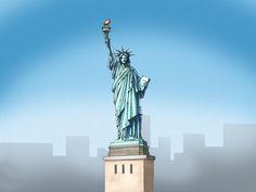 Statue Of Liberty, Apps, World, Travel, Statue Of Liberty Facts, Viajes, Statue Of Libery, Destinations, App