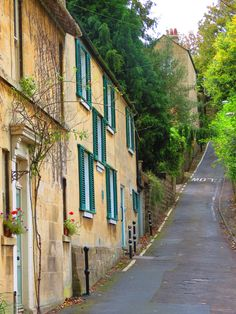 Bath, England (photo by Paul Pendola)  Bath is such a beautiful small English town filled with so much history!  Wouldn't mind going back again!