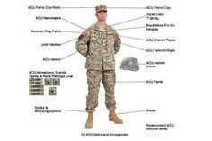 How to Make Quilts Out of Army Uniforms | eHow