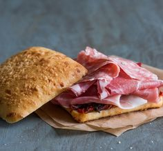 Classic Italian Godmother Sandwich