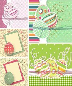 online Osterkarten-vorlage zum-ausmalen Design