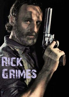 Andrew Lincoln aka Rick Grimes on The Walking Dead (AMC) Andy Lincoln, Rick Grimes, The Walking Dead, Videos, Beautiful Men, Handsome Man, Fandom, War, Cute Guys