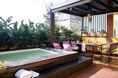 Claves para lograr un patio con mucho verde - Jardinería - ESPACIO LIVING