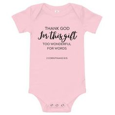 Baby clothes should be selected according to what? How to wash baby clothes? What should be considered when choosing baby clothes in shopping? Baby clothes should be selected according to … Funny Baby Clothes, Funny Babies, Custom Baby Gifts, Baby Bodysuit, Baby Onesie, Baby Jumpsuit, Heather White, Thank God, Outfits For Teens