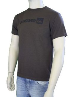 86b8cac4e0071 T-shirt QUIKSILVER - LOGO BASIC ~ £19 (23 euro)  quiksilver  t shirt ...