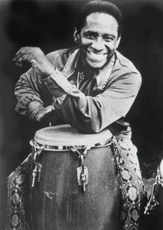 "Ramón ""Mongo"" Santamaría Rodríguez (April 7, 1917 – February 1, 2003) was a rumba quinto master and an Afro-Cuban Latin jazz percussionist. He is most famous for being the composer of the jazz standard ""Afro Blue"", recorded by John Coltrane among others. In 1950 he moved to New York where he played with Perez Prado, Tito Puente, Cal Tjader, Fania All Stars, etc. He was an integral figure in the fusion of Afro-Cuban rhythms with R&B and soul, paving the way for the boogaloo era of the late…"
