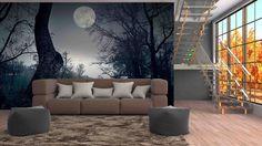 Fototapeta z mroczną grafiką nada każdemu wnętrzu, niecodziennego i oryginalnego wyglądu. :-) http://mural24.pl/konfiguracja-produktu/98898268/ #homedecor #fototapeta #obraz #aranżacjawnętrz #wystrójwnętrz, #decor #desing