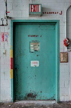 STAIRWAY J by gothamruins, via Flickr