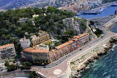 Hôtel La Pérouse - Niché sur la colline du château, l'Hôtel La Pérouse surplombe…