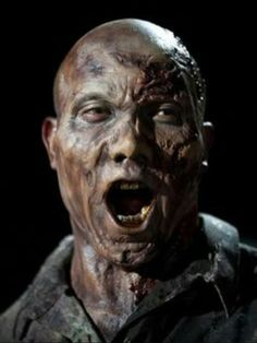 Hines Ward as a zombie, monster towing whittier