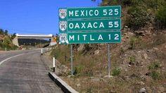 Aplazan otra vez término de carretera Mitla-Tehuantepec de Oaxaca