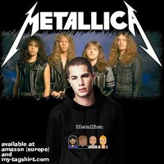 amzn.to/2nYrLfY  Metallica in the early 80's - with Cliff Burton on the bass.  #Fairtrade meets #streetwear  #handmade in #Berlin  each piece is unique  100% #organic #cotton  100% #ecological  100% #fairtrade  shipping all over the world #fashion #stylish #shopping #design #dress #styles #purse #swag #topshop #musthave #swagger #outfitoftheday #streetwear #denim #liketkit #likeforlike #like4like #geschenke #gifts #metallica #trashmetal #rock #music