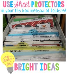 organize units in folders with their respectives worksheets and activities. great to do summer planning for next year.