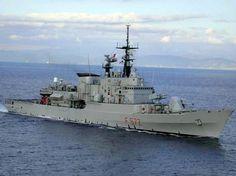 Marina Militare Italiana - Fregata Libeccio