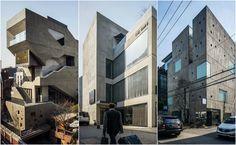 "Gallery of Korean Curiosity: Is Seoul Experiencing a ""Neo-Brutalist Revival""? - 1"