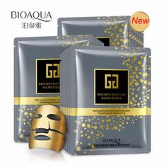 BIOAQUA Gold Above Beauty Hydrating Moisturizing Mask Face Mask