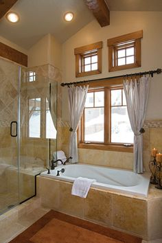 tub/shower location???