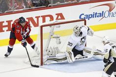 NHL News 4/29/16: Capitals Take Game 1 Over Penguins in Overtime Thriller