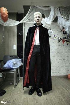 Câncer: Namjoon de vampiro
