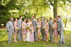 Brookside Farms wedding in Ohio